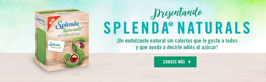 SPLENDA® NATURALS